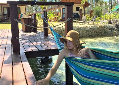 Dugong Cottage hammock