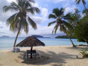 Vanuatu Holiday Beaches