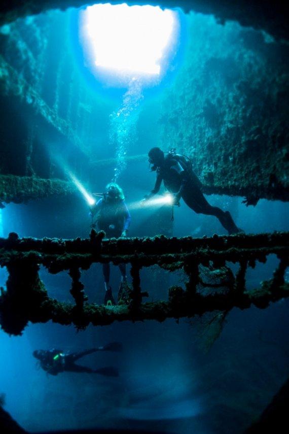 Diving Vanuato