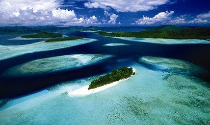 Sailing Vanuatu