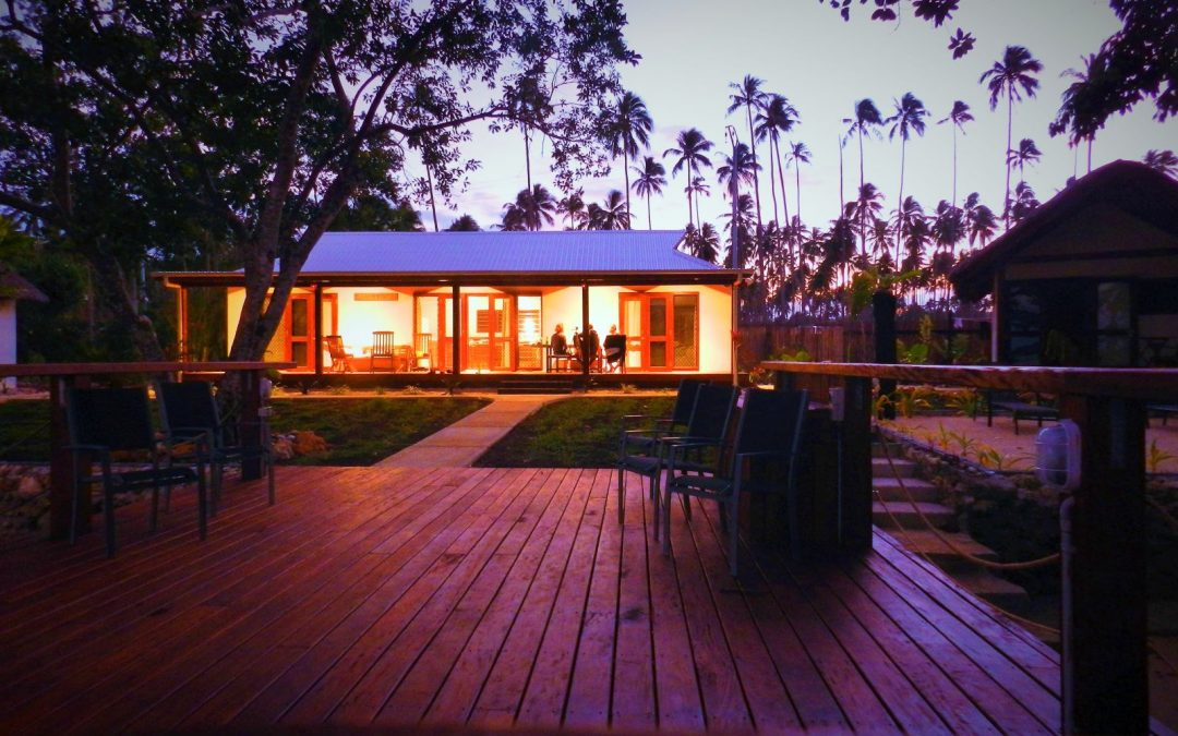 Top 10 Holiday Houses Espiritu Santo