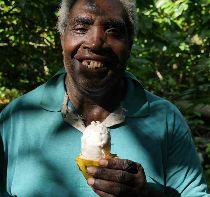Anyone for a Vanuatu Ice-Cream? Bet You Can't Guess the Flavour….