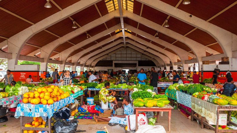 "12 ""Must Have"" Tips For Shopping in Vanuatu Food Markets"