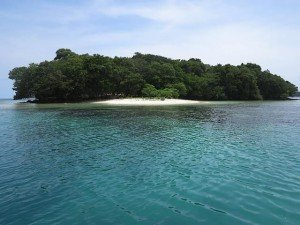 Island Beach, Turtle Bay Santo Vanuatu